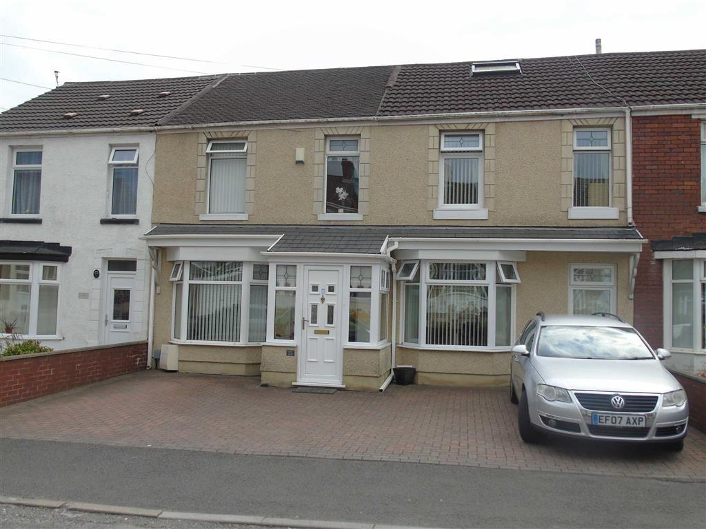 4 Bedrooms Terraced House for sale in Margam Avenue, SWANSEA, SWANSEA