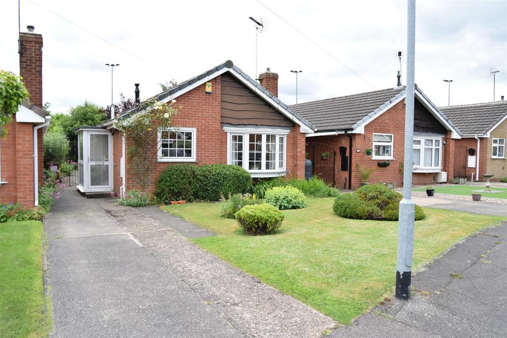 2 Bedrooms Detached Bungalow for sale in Hereford Avenue, Mansfield Woodhouse, Mansfield