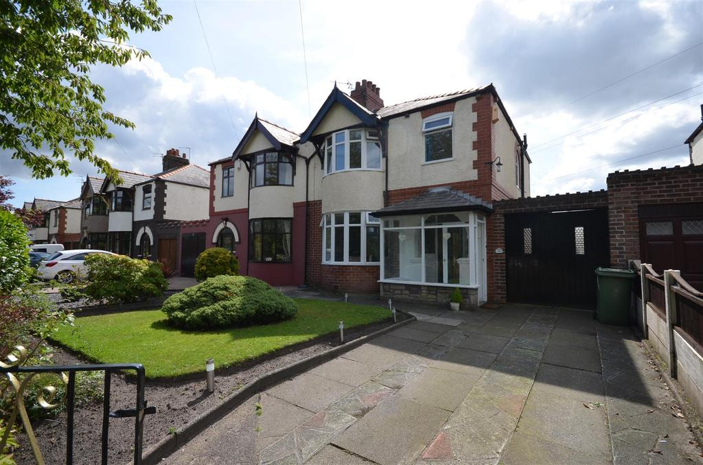 3 Bedrooms Semi Detached House for sale in East Lancs Road, St Helens
