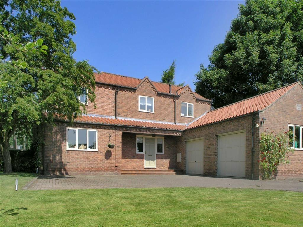 4 Bedrooms Detached House for sale in Priestgate Close, Nafferton, East Yorkshire