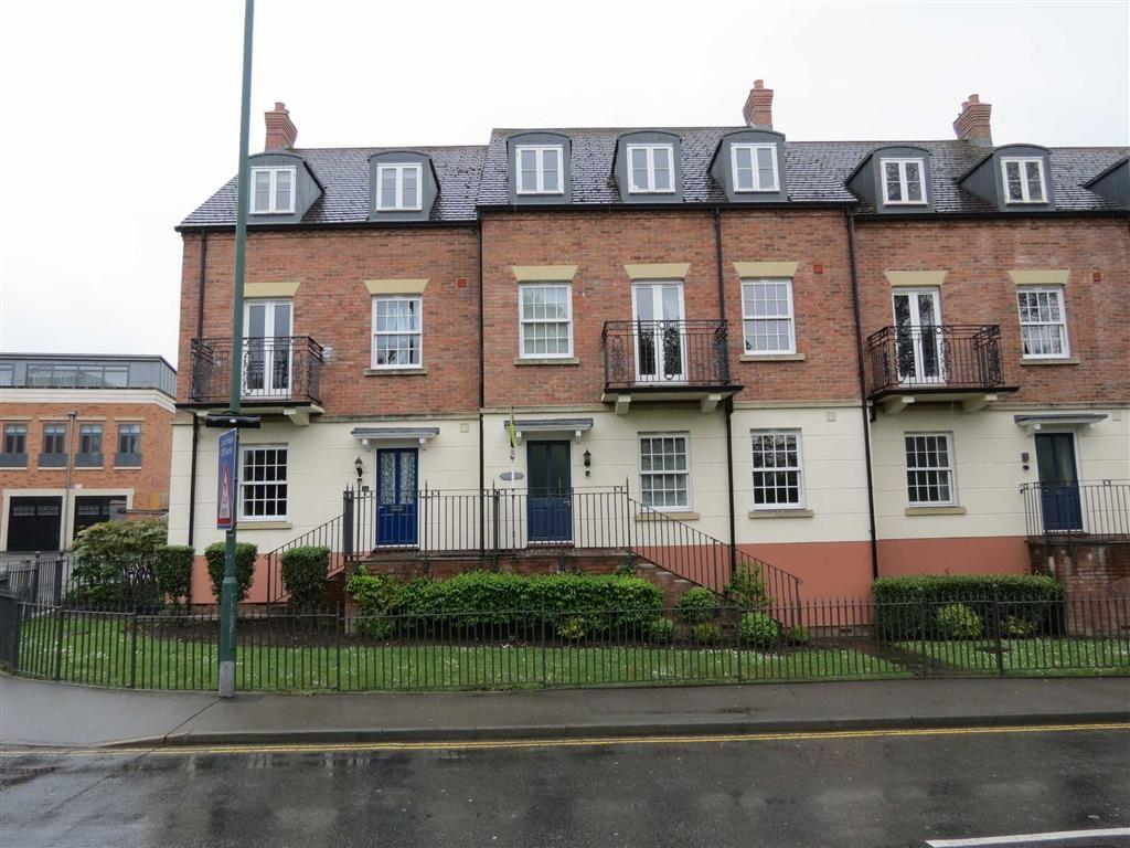 2 Bedrooms Flat for sale in Benbow Quay, Coton Hill, Shrewsbury, Shropshire