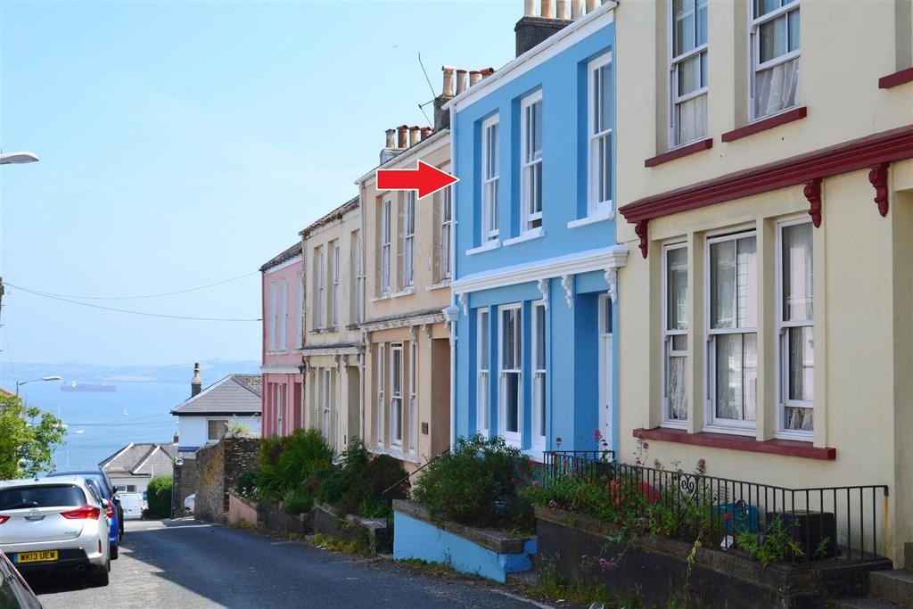 4 Bedrooms Terraced House for sale in Marlborough Road, Falmouth