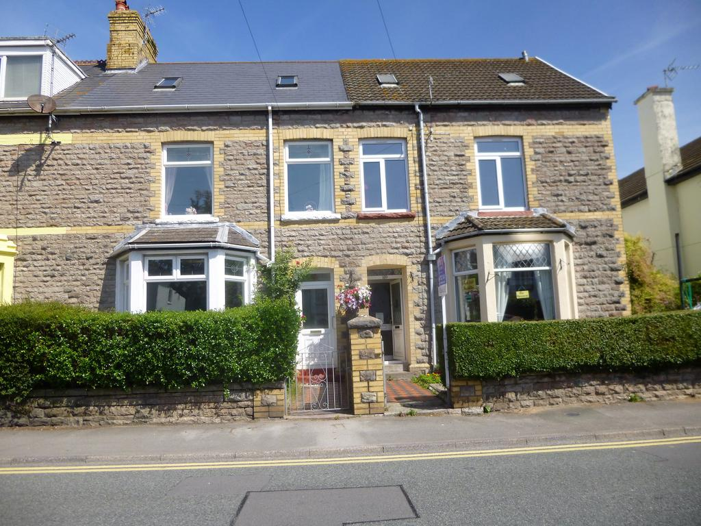 6 Bedrooms Terraced House for sale in New Road, Porthcawl CF36
