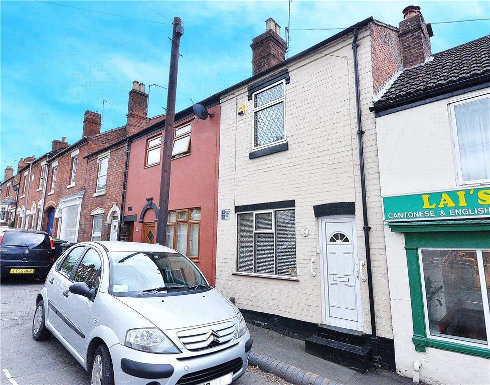 2 Bedrooms Terraced House for sale in George Street, Kidderminster, DY10