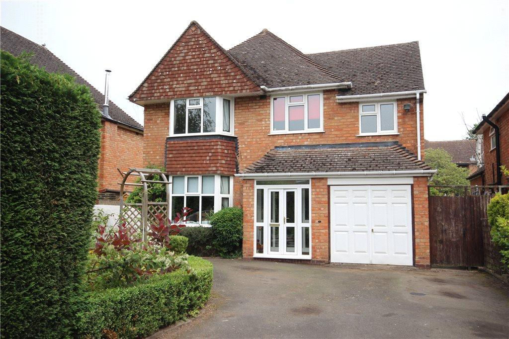 5 Bedrooms Detached House for sale in Treeford Close, Solihull, West Midlands, B91
