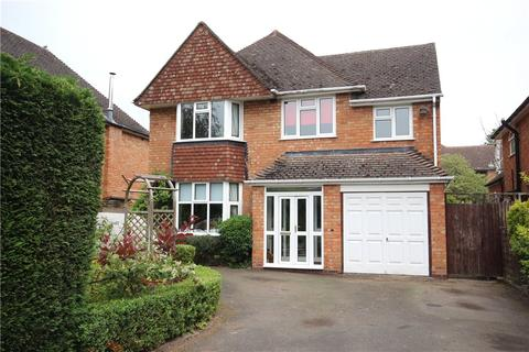 5 bedroom detached house for sale - Treeford Close, Solihull, West Midlands, B91