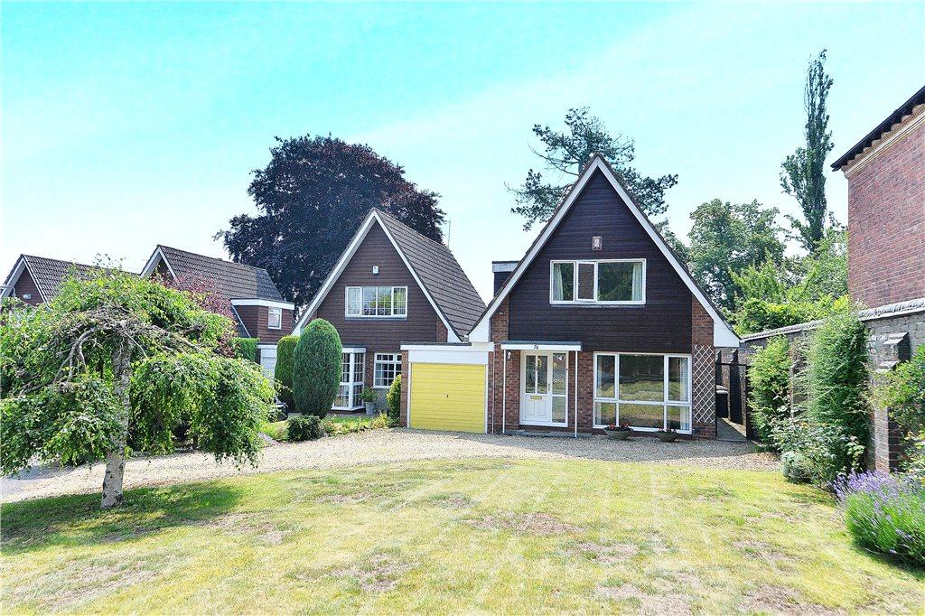 2 Bedrooms Detached House for sale in Merton Close, Kidderminster, DY10