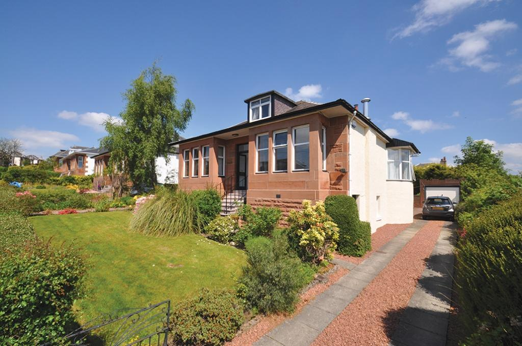 4 Bedrooms Detached House for sale in 2 Huntly Avenue, Giffnock, G46 6LP