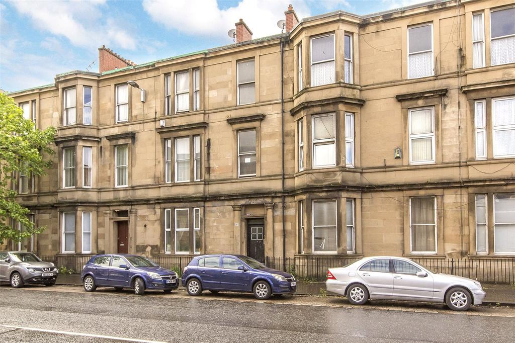1 Bedroom Flat for sale in 0/1, 287 Paisley Road West, Kinning Park, Glasgow, G51