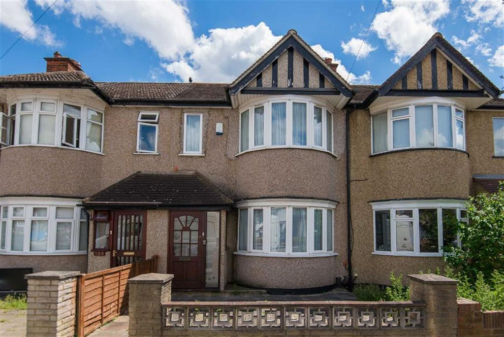 2 Bedrooms Terraced House for sale in Whitby Road, South Ruislip