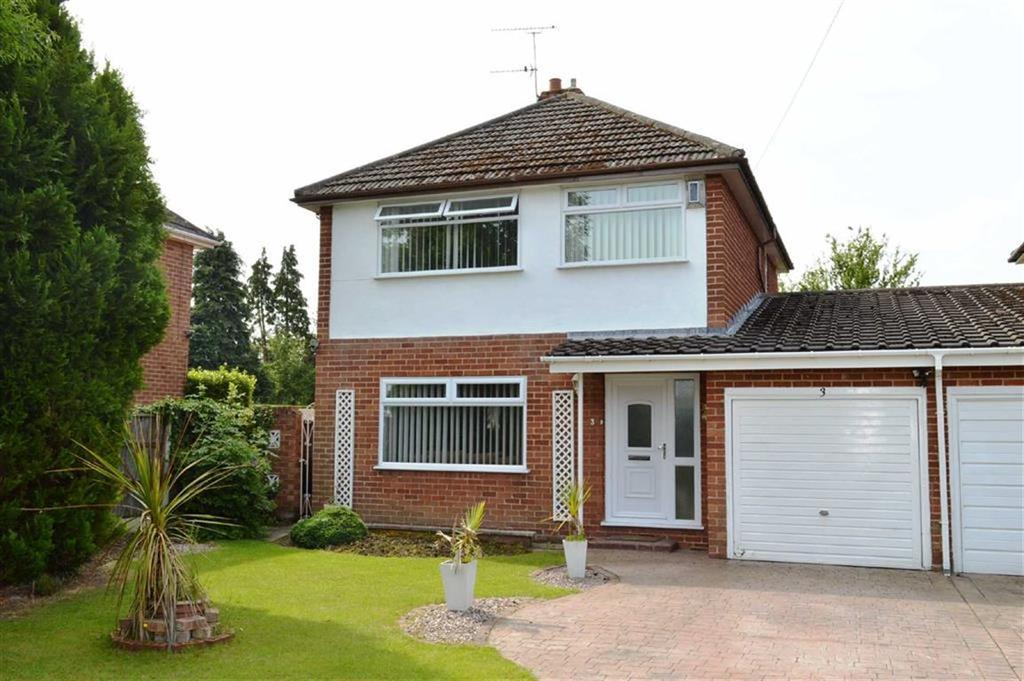 3 Bedrooms Link Detached House for sale in Greenacre Drive, CH63