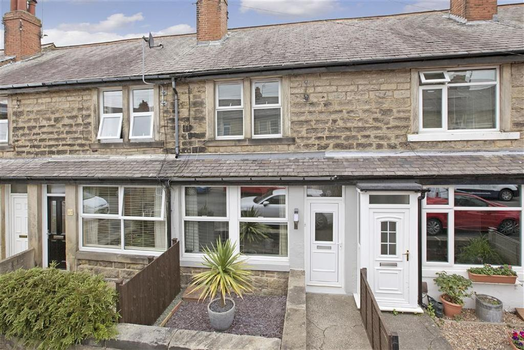 2 Bedrooms Terraced House for sale in Coronation Grove, Harrogate, North Yorkshire