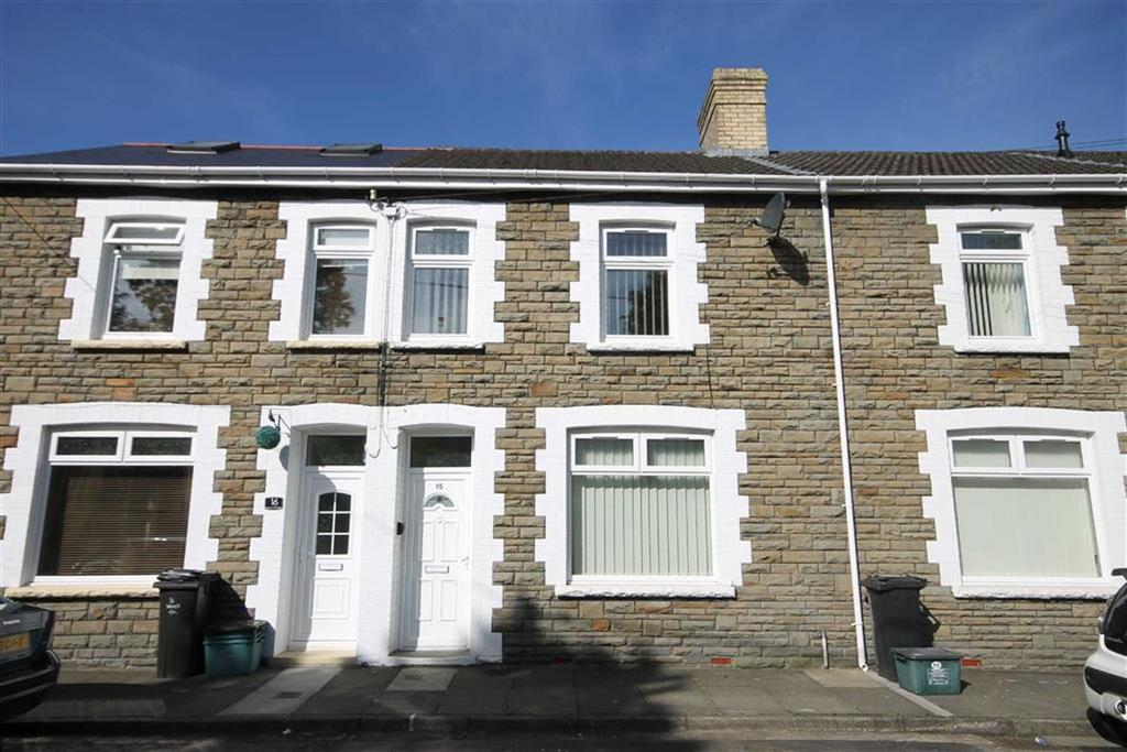 3 Bedrooms Terraced House for sale in Warren Terrace, Trelewis, CF46