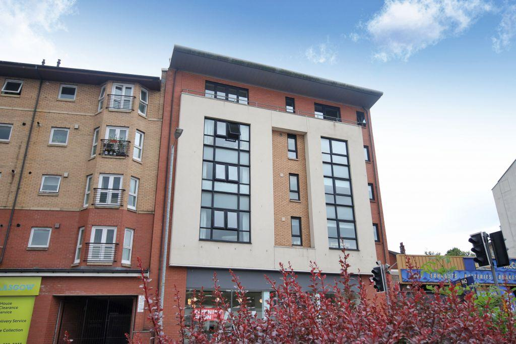 3 Bedrooms Duplex Flat for sale in 4/2, 91 Crow Road, Partick Glasgow, G11 7SH