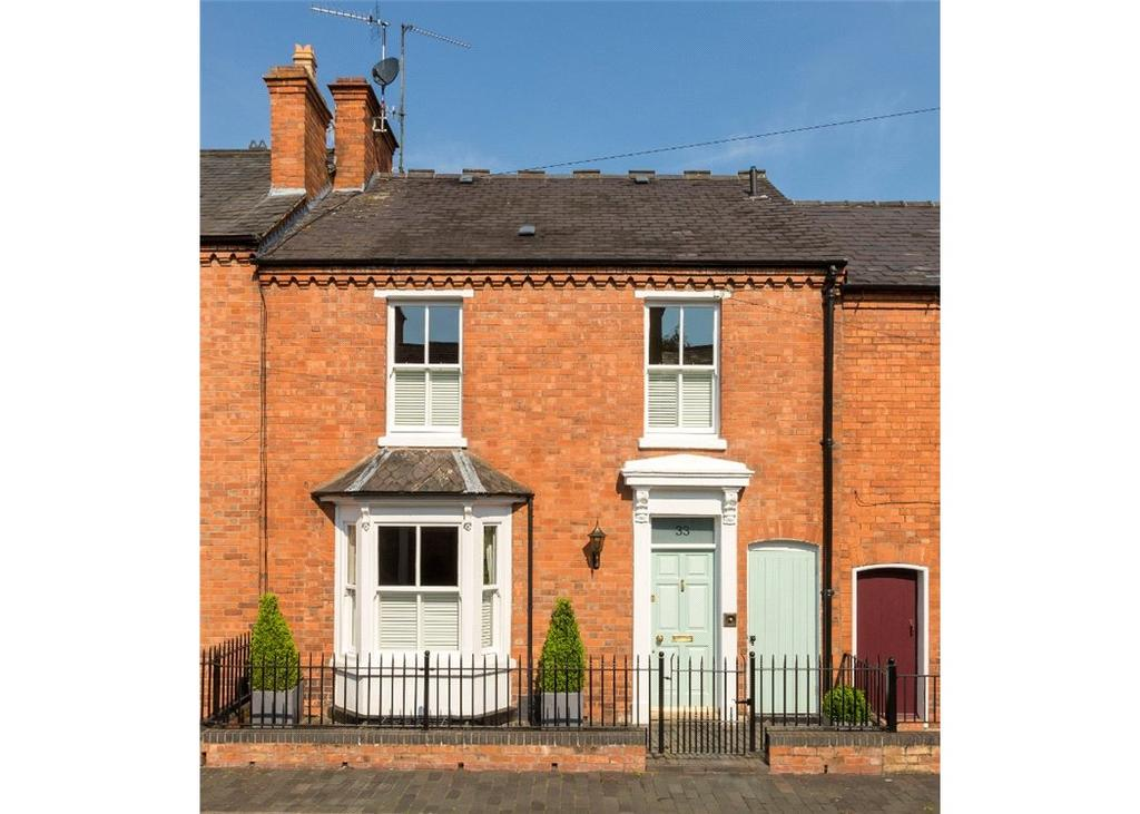 4 Bedrooms Terraced House for sale in West Street, Stratford-upon-Avon, CV37