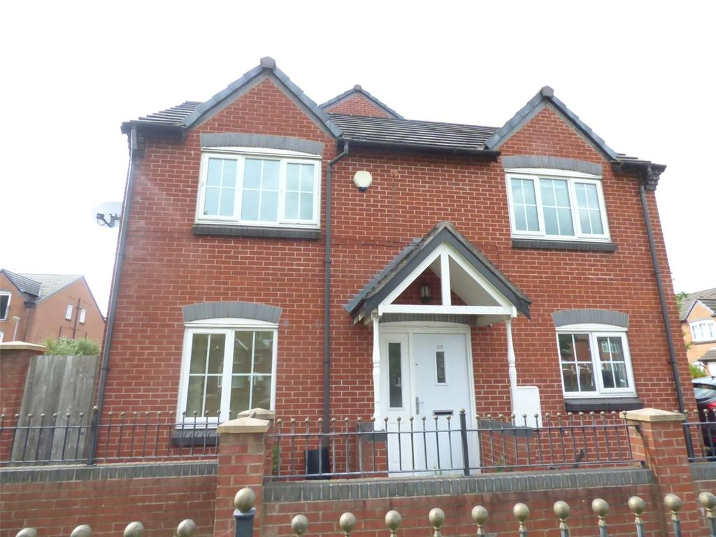 3 Bedrooms End Of Terrace House for sale in Baldwins Close, Royton, Oldham, Greater Manchester, OL2