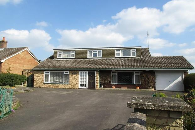 4 Bedrooms Bungalow for sale in Elmcroft Road, North Kilworth, Lutterworth, LE17