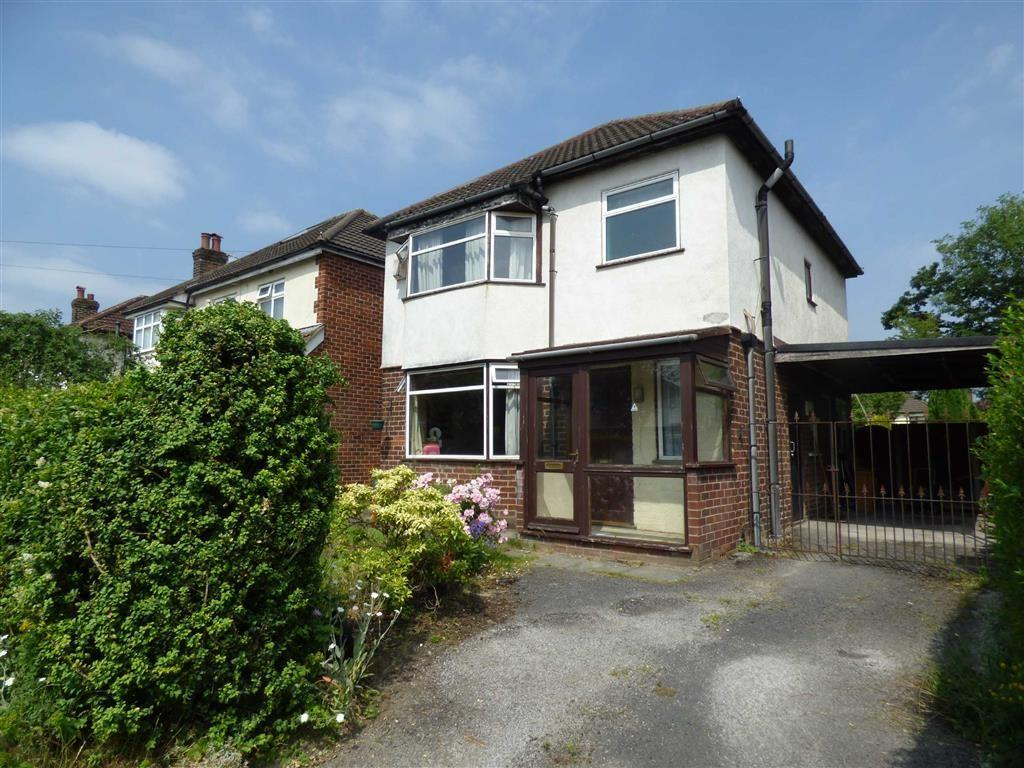 3 Bedrooms Detached House for sale in Park Avenue, Cheadle Hulme, Cheshire