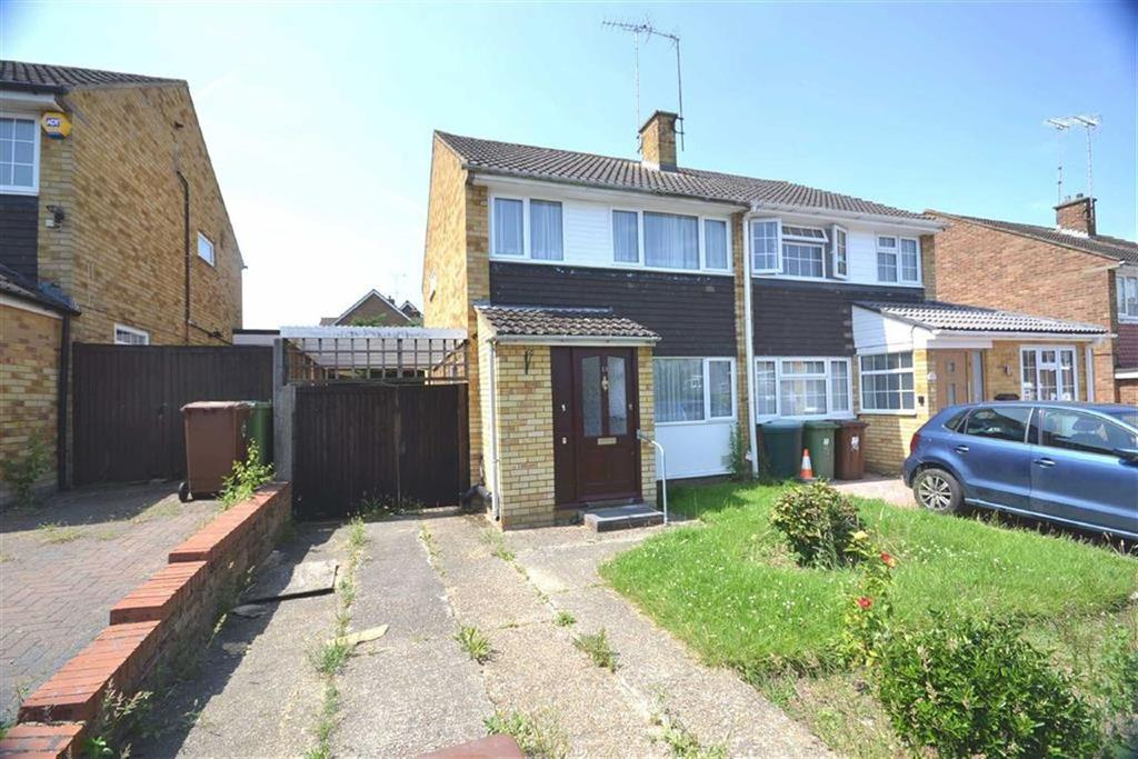 3 Bedrooms Semi Detached House for sale in Chandos Road, Borehamwood