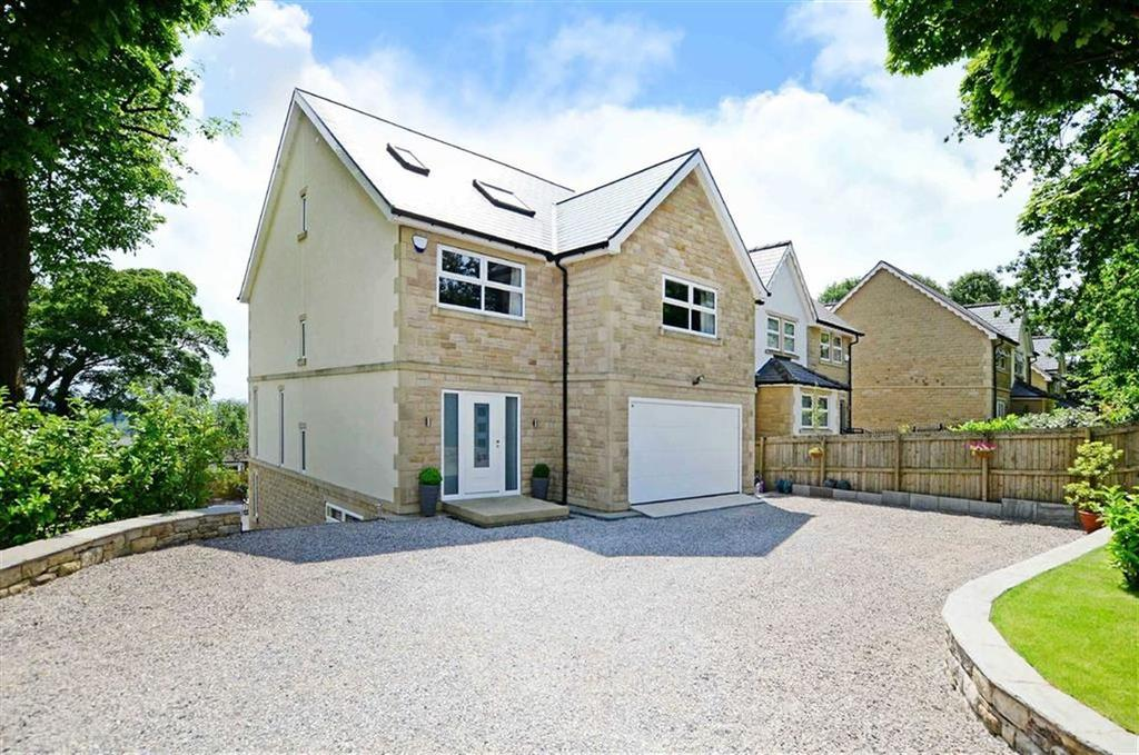 5 Bedrooms Detached House for sale in Barncliffe House, 17, Redmires Road, Sandygate, Sheffield, S10