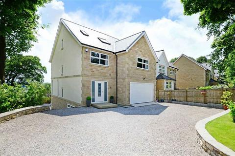 5 bedroom detached house for sale - Barncliffe House, 17, Redmires Road, Sandygate, Sheffield, S10