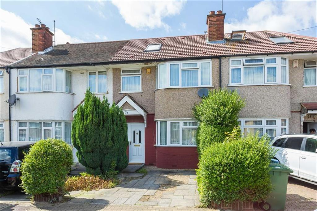 4 Bedrooms Terraced House for sale in Leamington Crescent, Rayners Lane