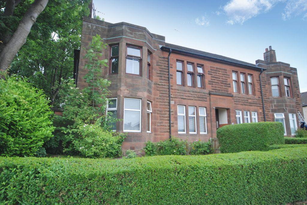 2 Bedrooms Flat for sale in 1/2, 2 Haughburn Road, Pollok, Glasgow, G53 6AB