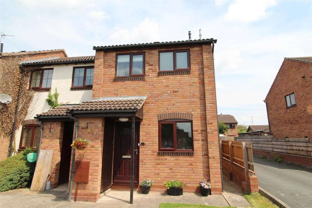 2 Bedrooms End Of Terrace House for sale in Freshfields, Shrewsbury