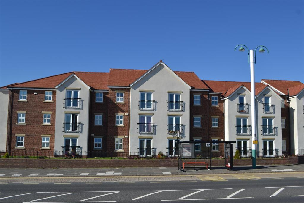 2 Bedrooms Apartment Flat for sale in Bay Court, Sunderland