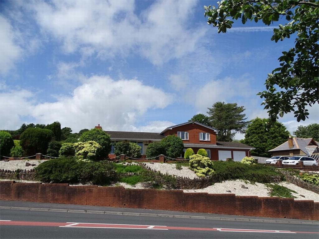 6 Bedrooms Detached House for sale in Plas Maelgwn, 59 Ferry Road, Kidwelly, Carmarthenshire