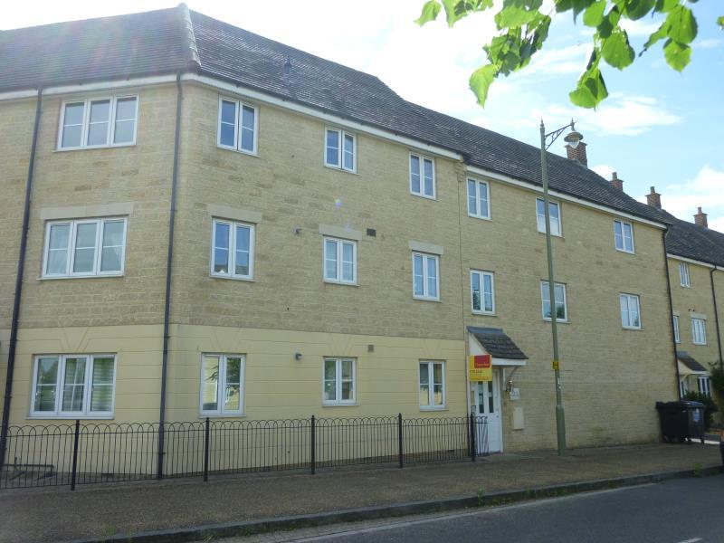 1 Bedroom Flat for sale in Bluebell Way, Carterton, Oxon