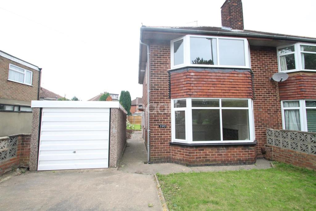 2 Bedrooms Semi Detached House for sale in Coleridge Street, Derby