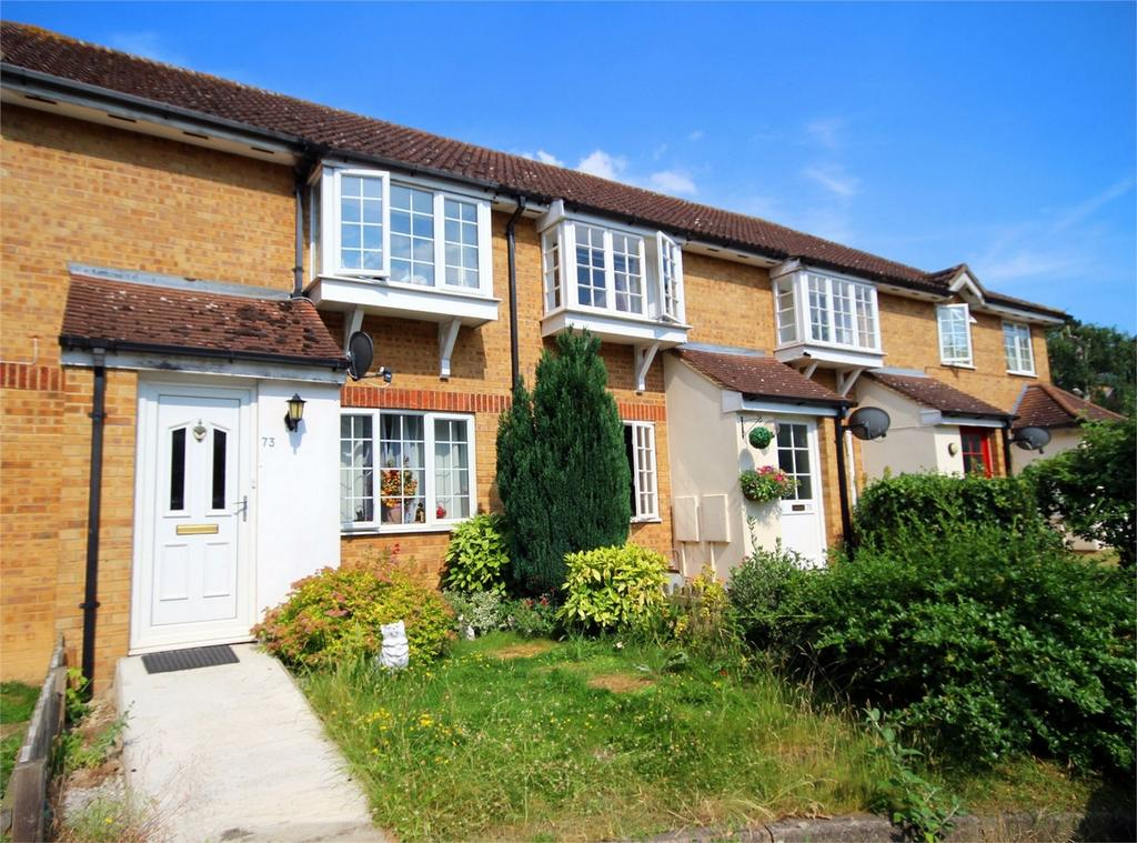 2 Bedrooms Terraced House for sale in Chagny Close, Letchworth Garden City, Hertfordshire