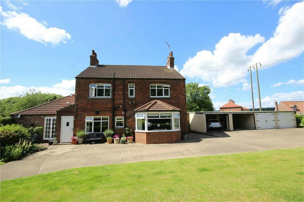 4 Bedrooms Detached House for sale in Bridlington Road, Nafferton, Driffield