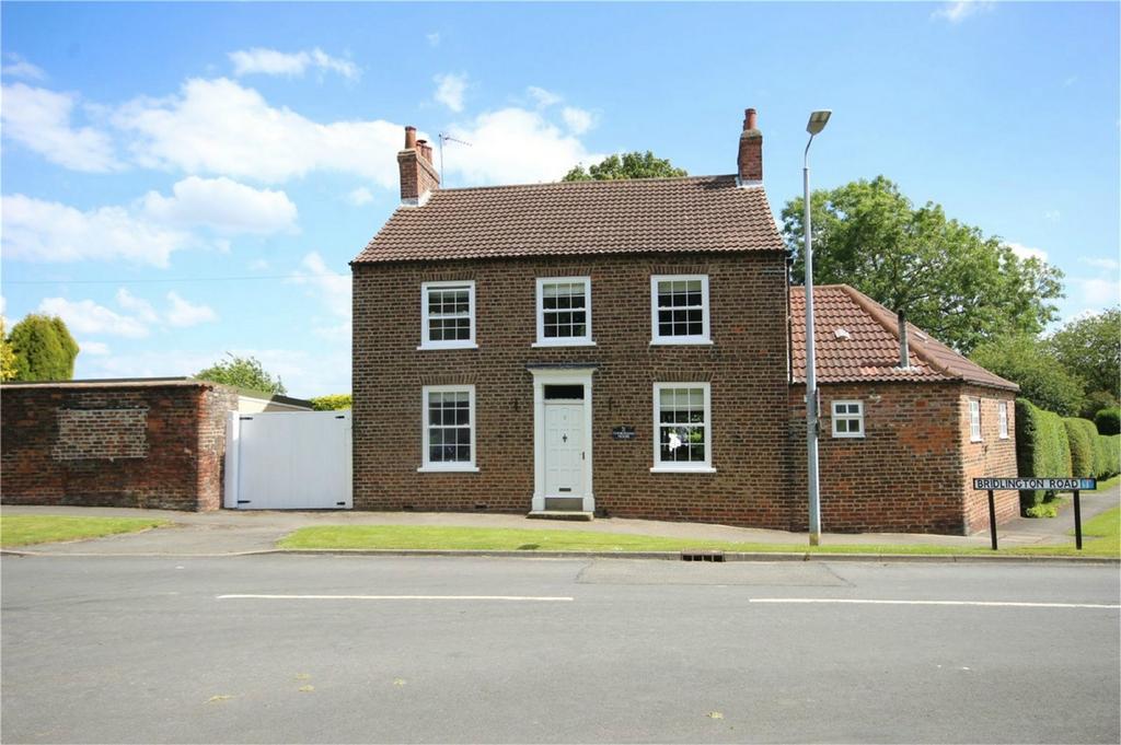 4 Bedrooms Detached House for sale in 2 Bridlington Road, Nafferton, Driffield