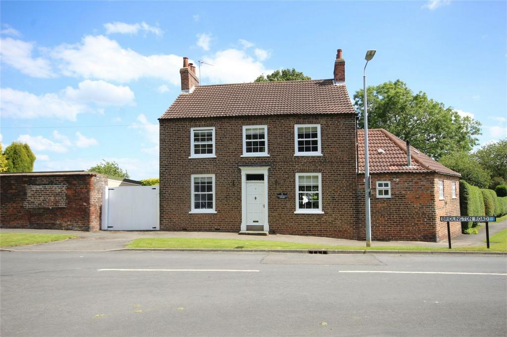 4 Bedrooms Detached House for sale in 2 Bridlington Road, Nafferton, Driffield