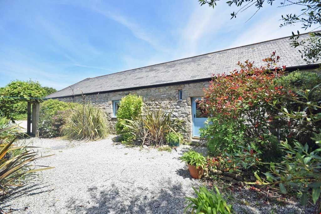 2 Bedrooms Barn Conversion Character Property for sale in St Buryan, Nr.Penzance, Cornwall, TR19