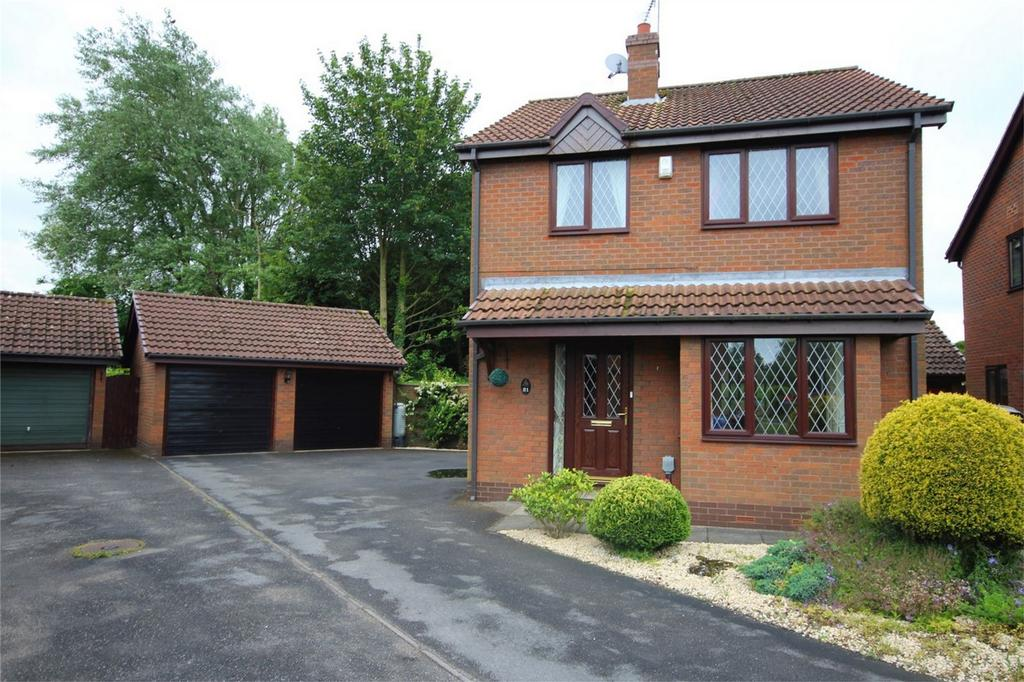 3 Bedrooms Detached House for sale in Spencer Close, Cottingham, East Riding of Yorkshire