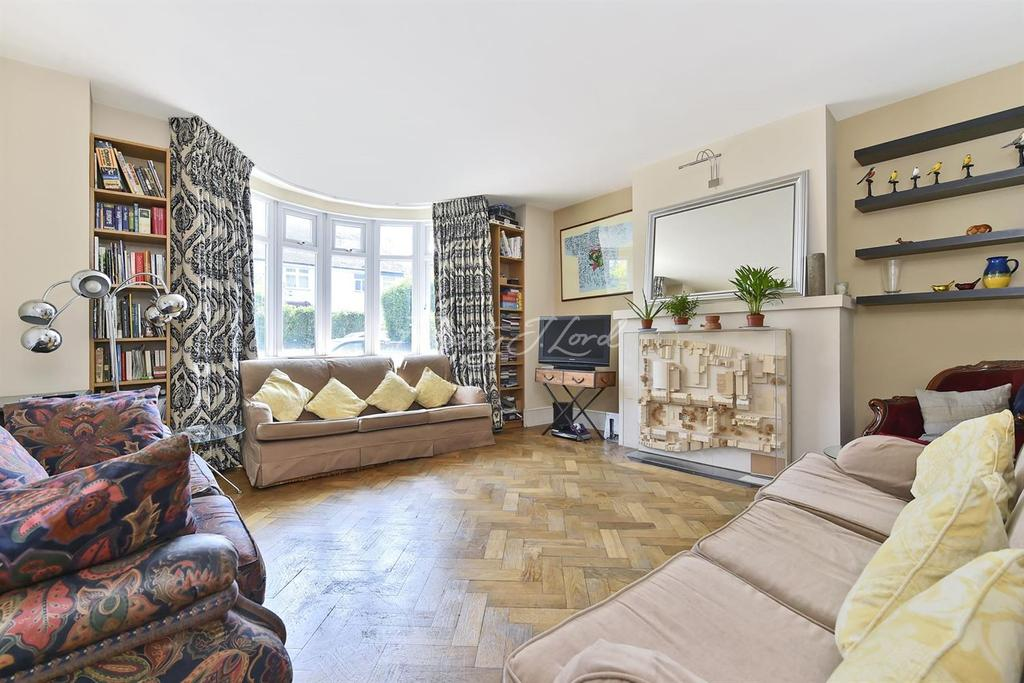 4 Bedrooms Semi Detached House for sale in Sharon Gardens, Hackney, E9