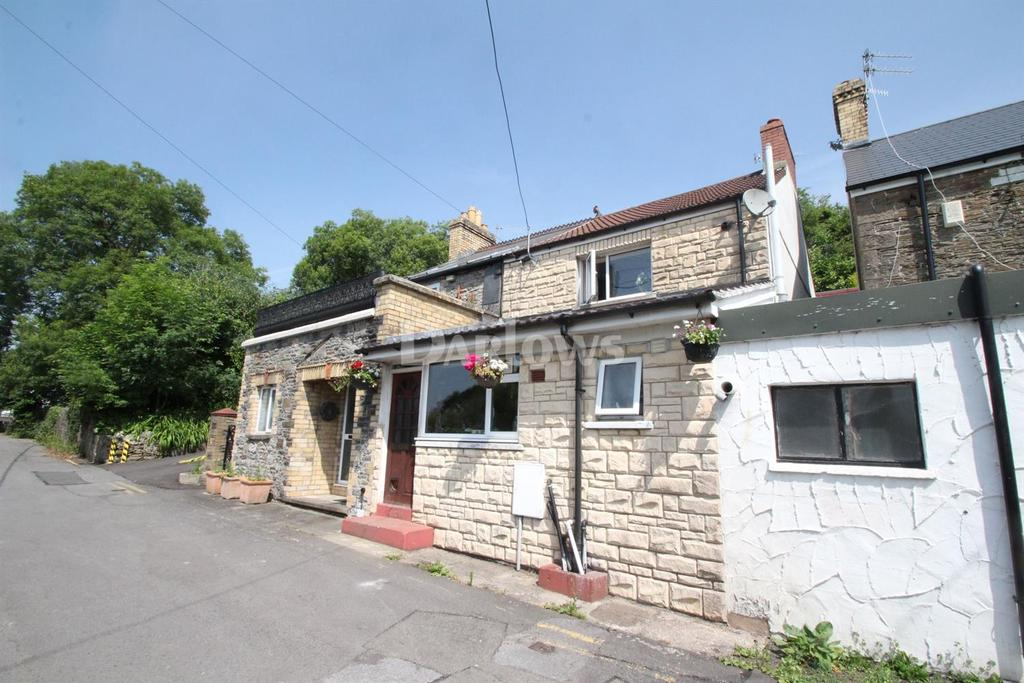 2 Bedrooms Cottage House for sale in White Hart Cottages, Machen