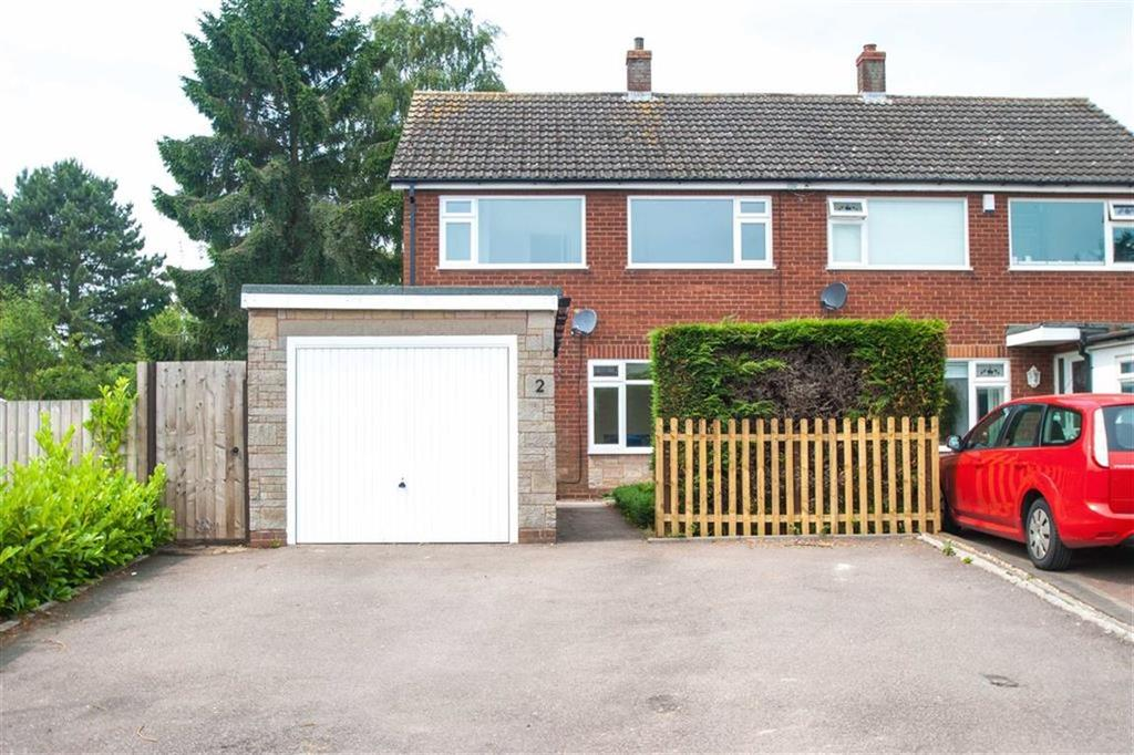 3 Bedrooms Semi Detached House for sale in Fisherwick Close, Whittington, Staffordshire