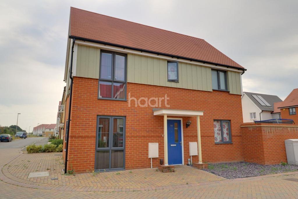3 Bedrooms Detached House for sale in Heathland Way, Quantum, North Grays