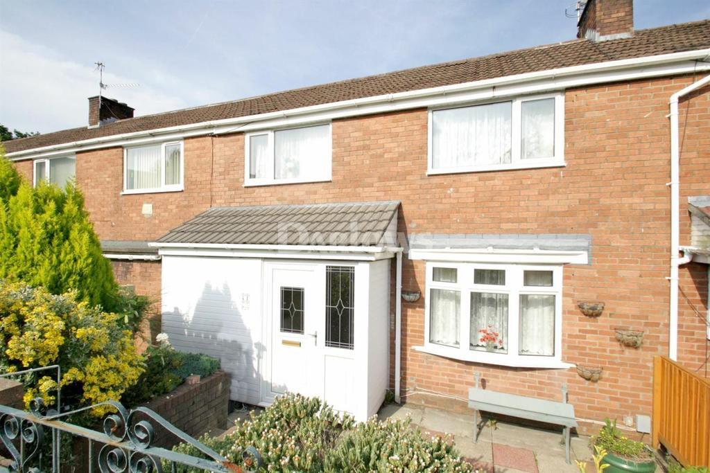 2 Bedrooms Terraced House for sale in Maendy Way, Pontnewydd, Cwmbran