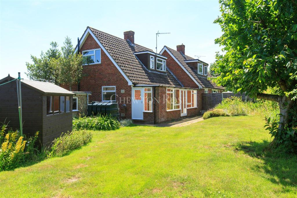 3 Bedrooms Semi Detached House for sale in Nayland