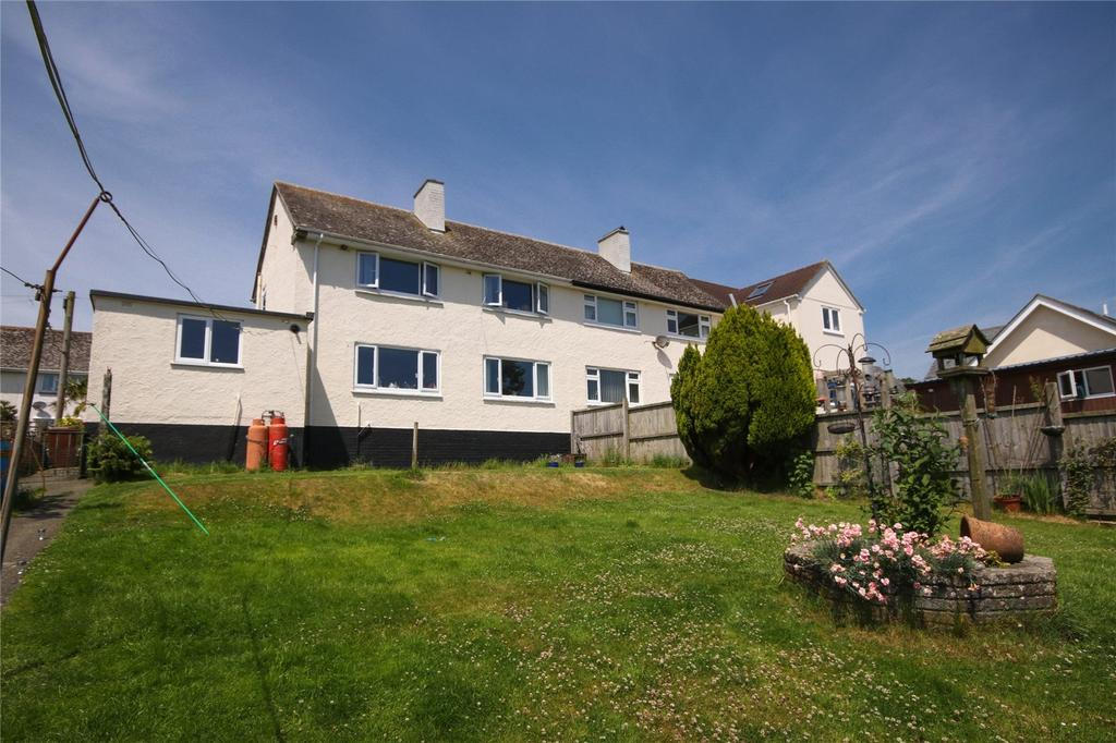 3 Bedrooms Semi Detached House for sale in Yellands Park, Kingston, Kingsbridge, TQ7