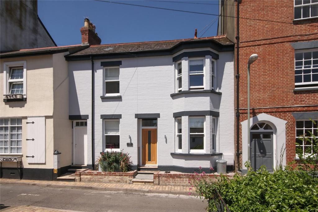 3 Bedrooms Terraced House for sale in Clarence Street, Dartmouth, TQ6