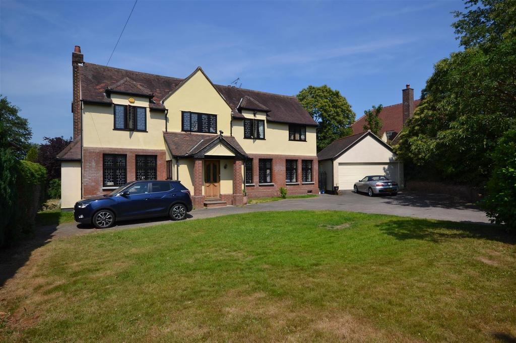 5 Bedrooms Detached House for sale in Elm Green Lane
