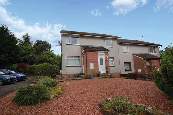 2 Bedrooms Flat for sale in 43 Bevan Grove, Johnstone, PA5 8TP