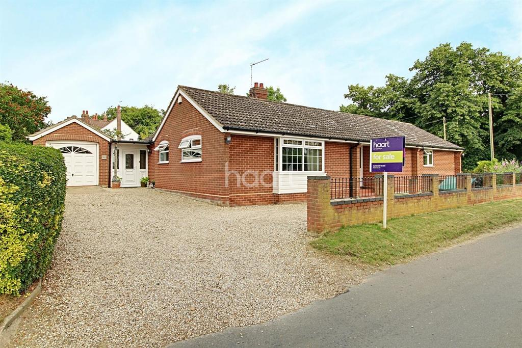 4 Bedrooms Bungalow for sale in Postwick, Norwich