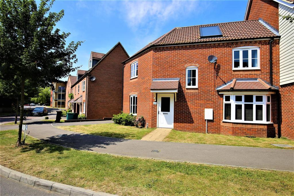 3 Bedrooms Semi Detached House for sale in The Farrows, Maidstone